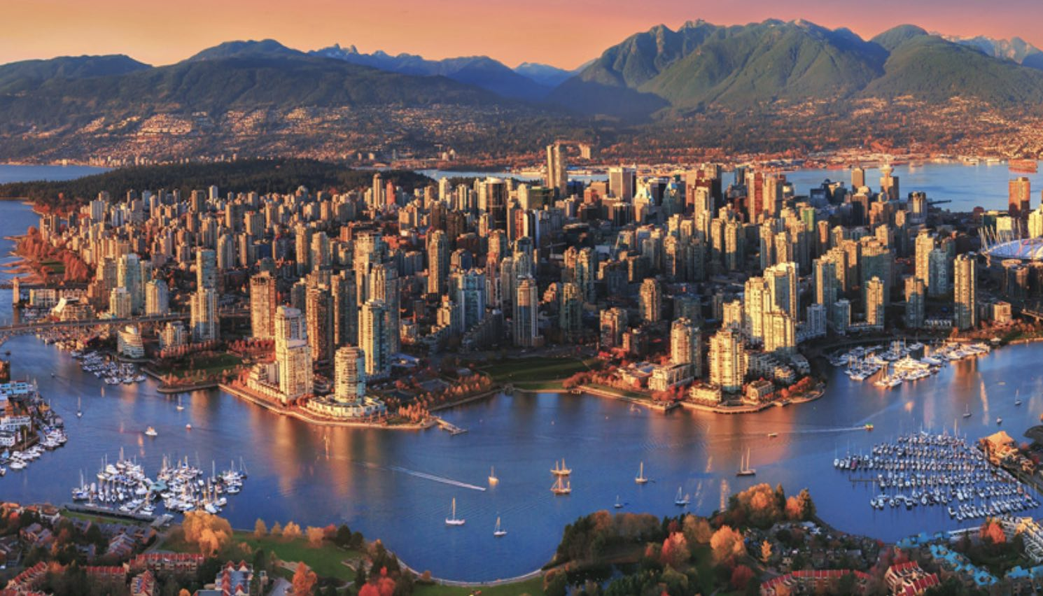Vancouver hosts Canada's 2018 Passive House Conference. Image via Passive House Canada