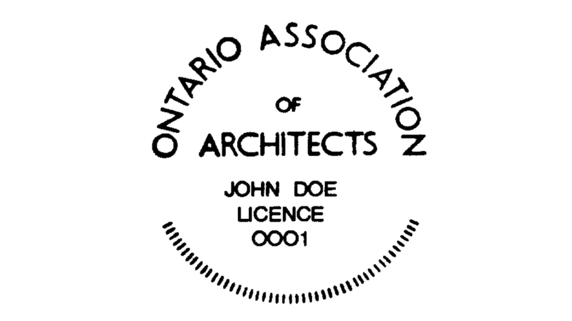 architecture seals, OAA