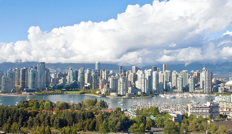 The RAIC national forum comes to Vancouver on August 21. Photo by David G. Gordon via Wikimedia Commons.