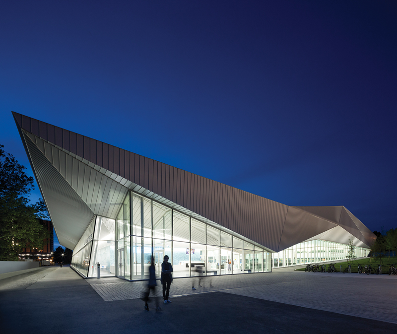 MJMA, UBC Aquatic Centre