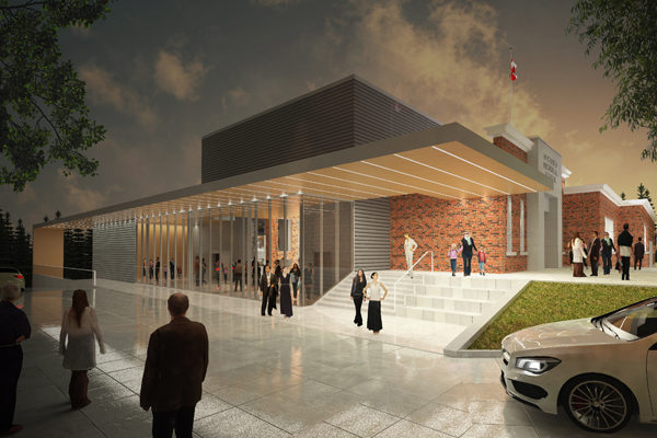 Ancaster Arts Centre, Invizij Architects