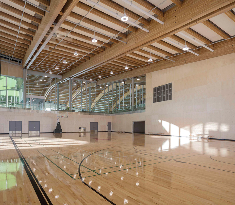 Shane Homes YMCA, GEC Architecture