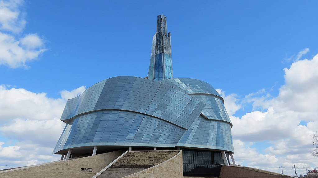 The Canadian Museum for Human Rights will host the Governor General's awards ceremony next week. Photo by Bob Lindsell via Flickr Commons.