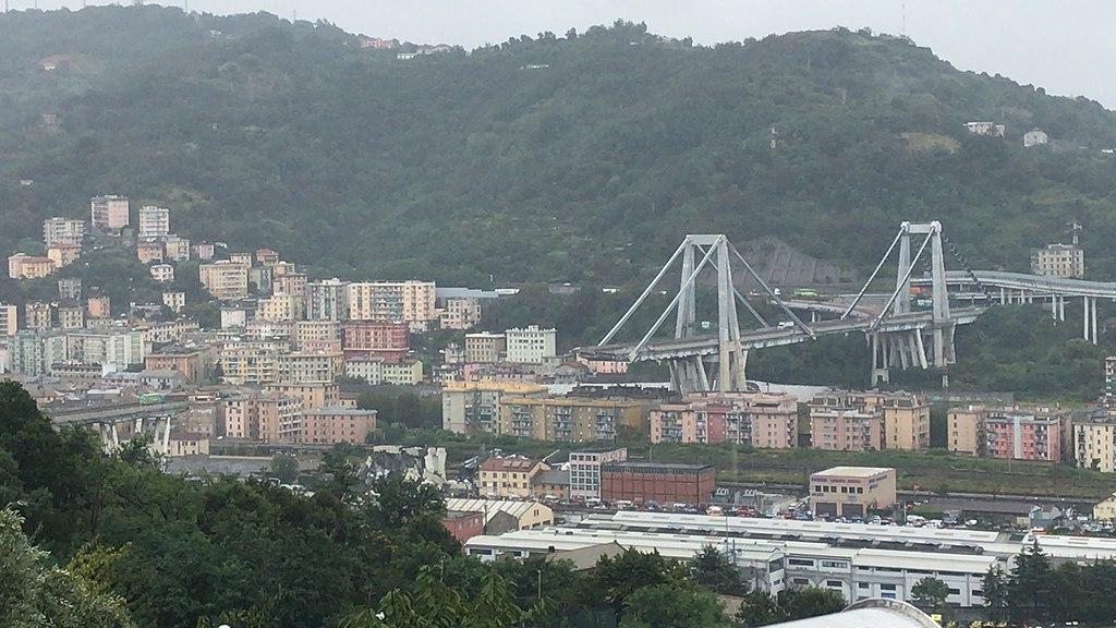 Genoa, Ponte Morandi, Renzo Piano