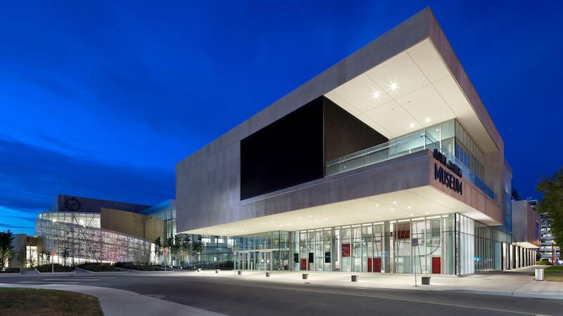Royal Alberta Museum, Edmonton, DIALOG