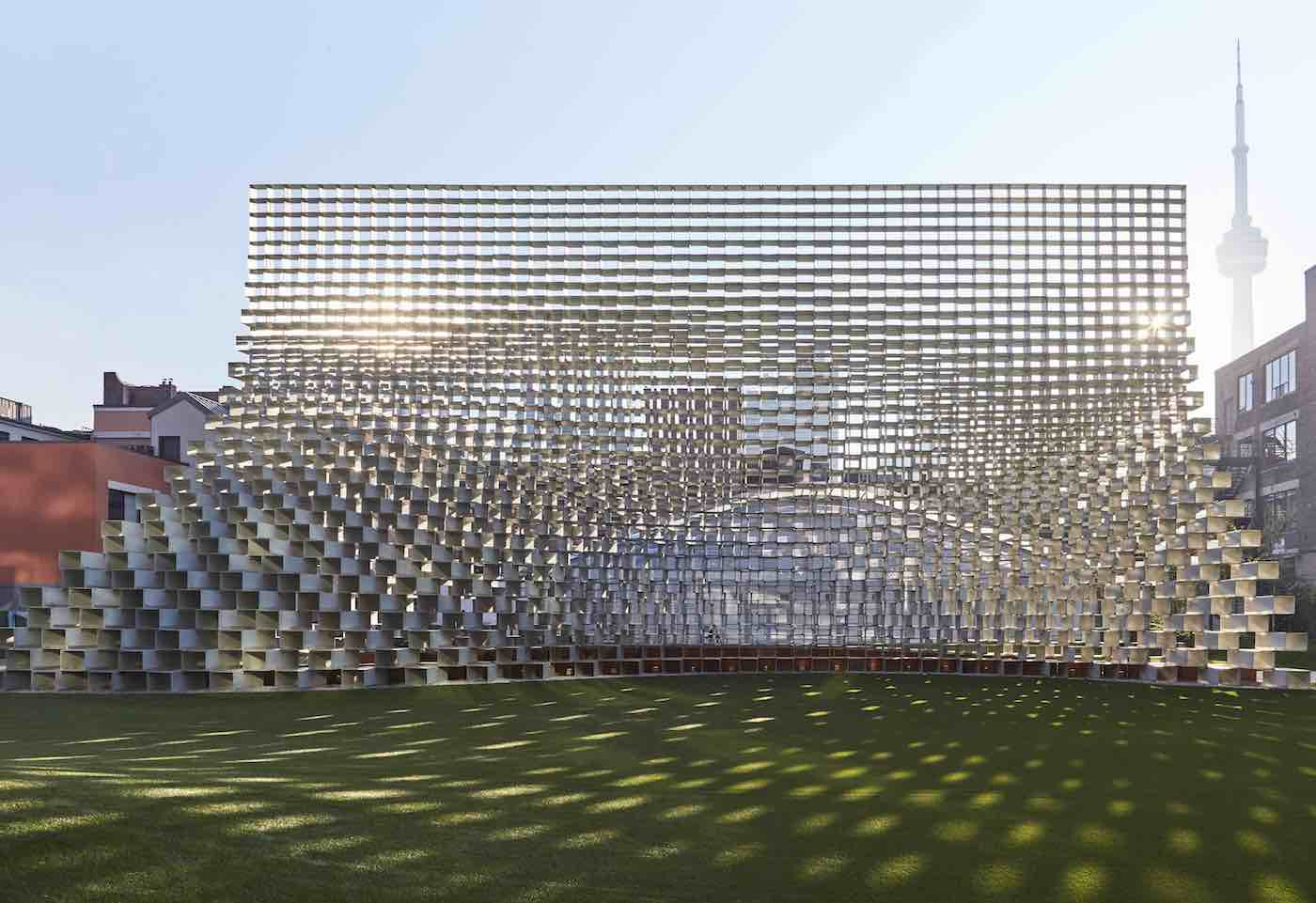 Unzipped, Bjarke Ingels Group, Westbank