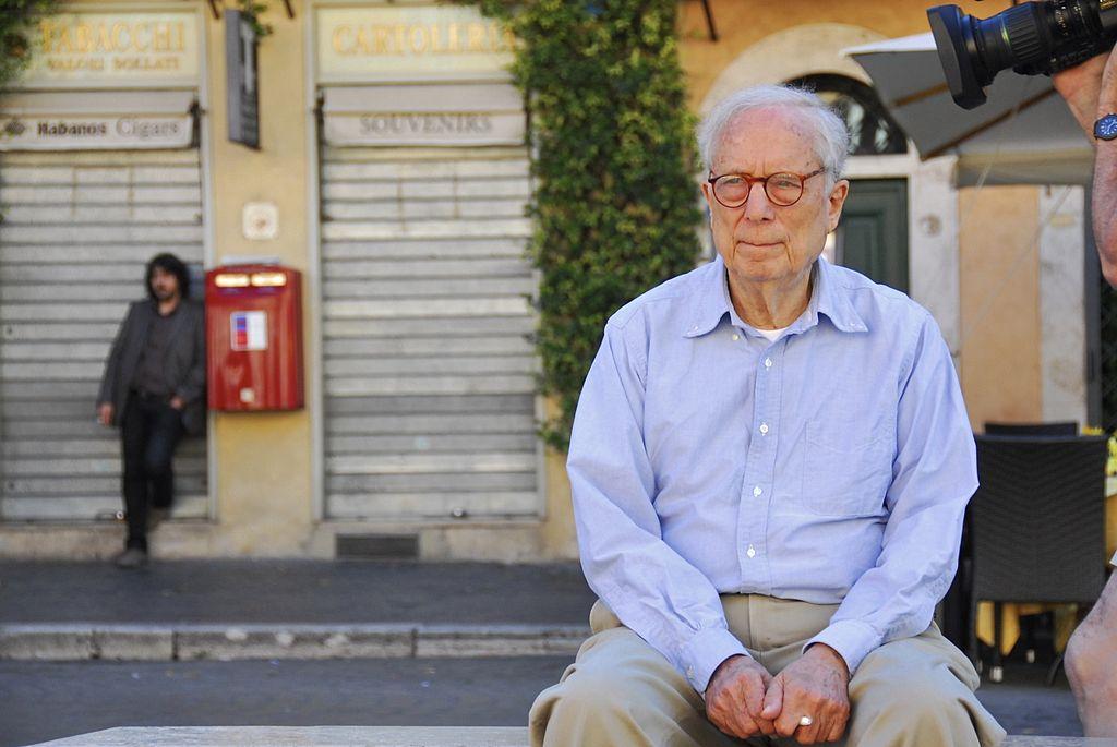 Legendary postmodern architect Robert Venturi has died. Photo by Todd Sheridan via Flickr Commons.