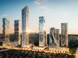 M City, M3, IBI Group