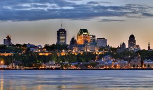 The OAA Annual Conference comes to Quebec City next year. Photo by Martin St-Amant via Wikimedia Commons.