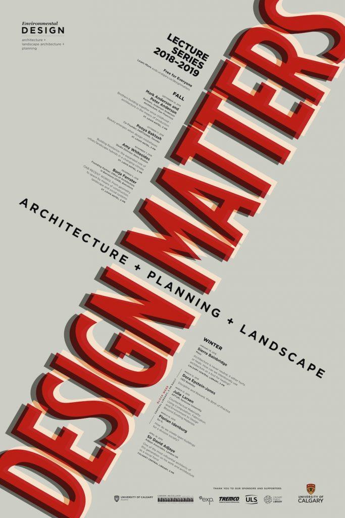 Design Matters, EVDS