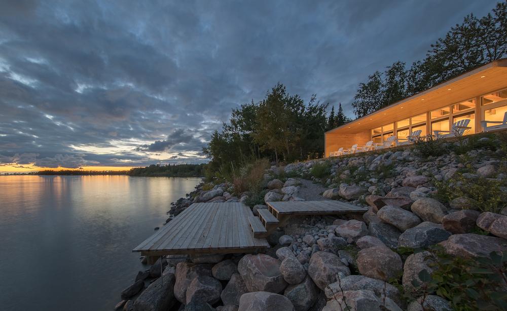 Cibinel Cottage. Photo by Jerry Grajewski via WAF.