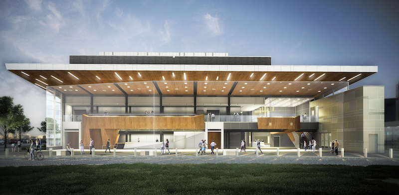 Sheridan College, +VG Architects