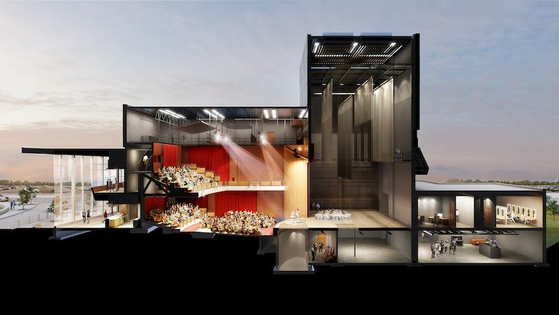 Sheridan College, +VG Architects