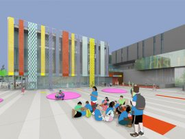 Atelier Big City, Cimaise