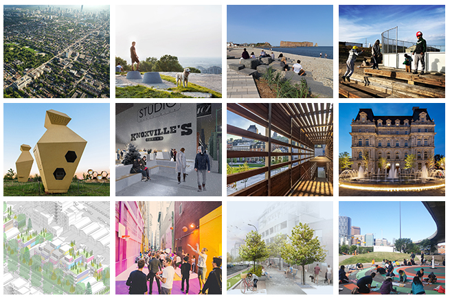 RAIC National Urban Design Awards