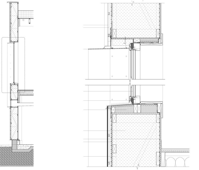 UNBC, passive house