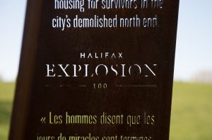 Halifax Explosion Commemorative Markers, RHAD Architects
