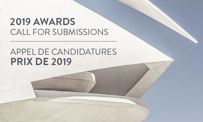 RAIC 2019 awards program