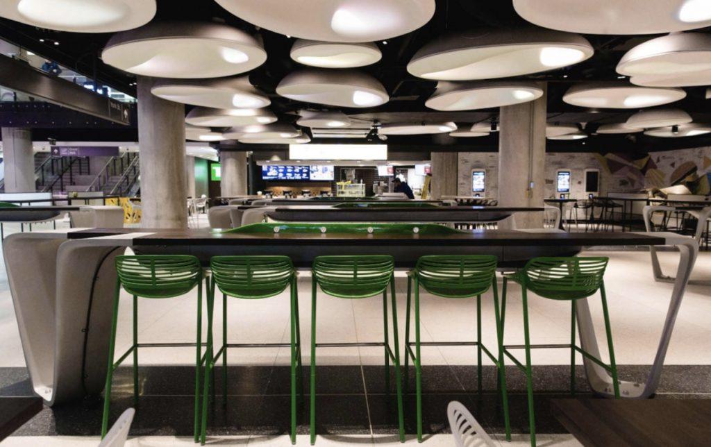 Union Station Food Court, PARTISANS