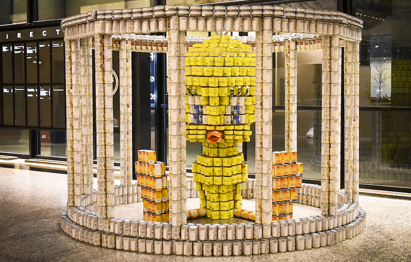 20th edition of Canstruction Toronto launches call for entries
