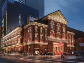 Massey Hall, KPMB, GBCA