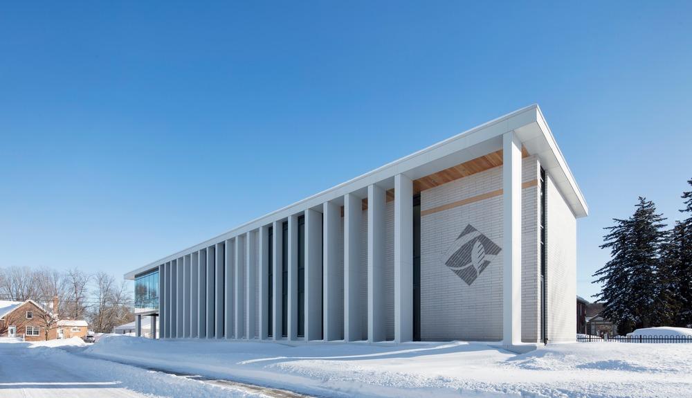Rigaud City Hall, Affleck de la Riva Architects