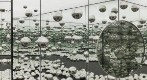 Infinity Mirror Room, AGO, Yayoi Kusama