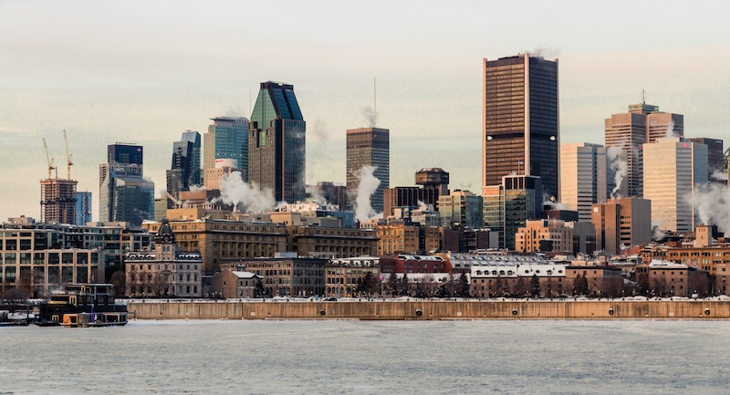 Montreal will host the Society of Architectural Historians conference in 2021. Photo by Nicolae Rosu via Unsplash. SAH