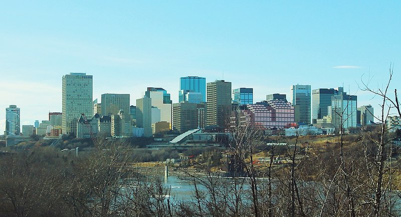 The City of Edmonton is hosting a missing middle infill design competition. Photo by formulaone via Flickr Commons.