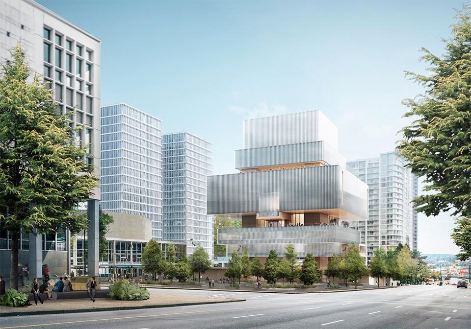 Vancouver Art Gallery, Herzog de Meuron
