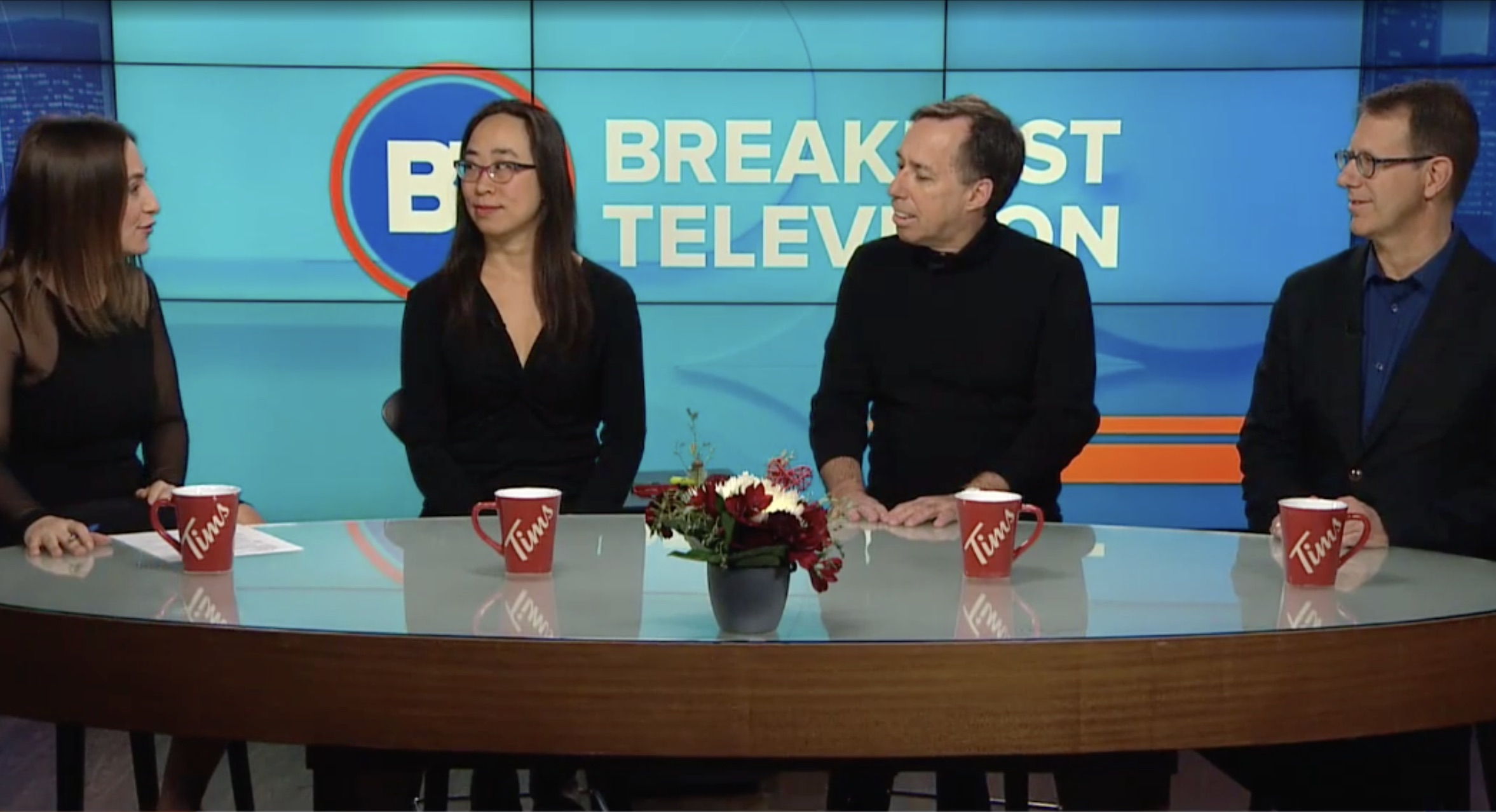 Awards of Excellence, Elsa Lam, Breakfast Television Montreal