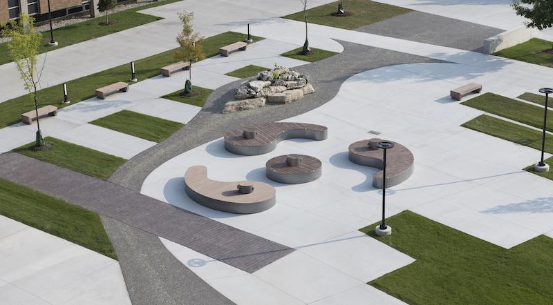 +VG Architects, University of Windsor