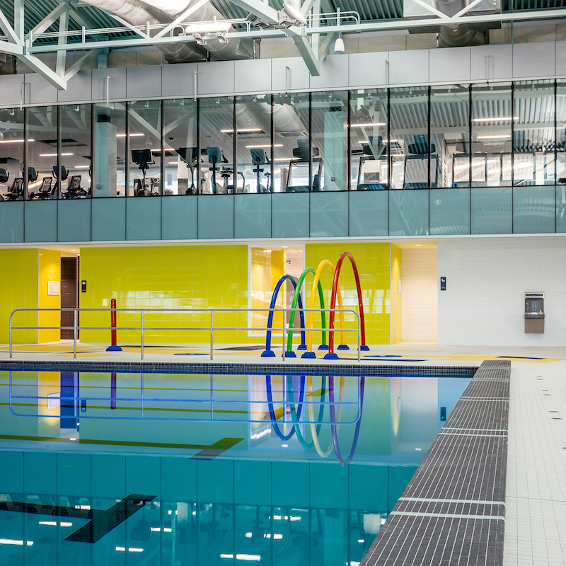 Zatzman Sportsplex, Diamond Schmitt Architects, Abbot Brown Architects, Dartmouth
