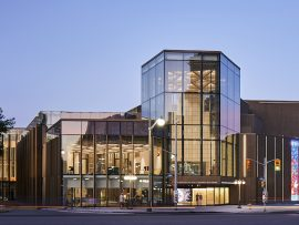 National Arts Centre, Diamond Schmitt, Civic Trust Award