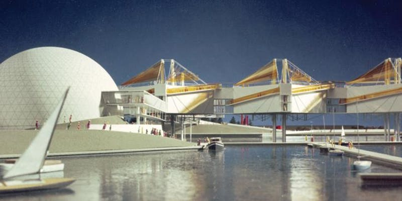 New video highlights history of Ontario Place