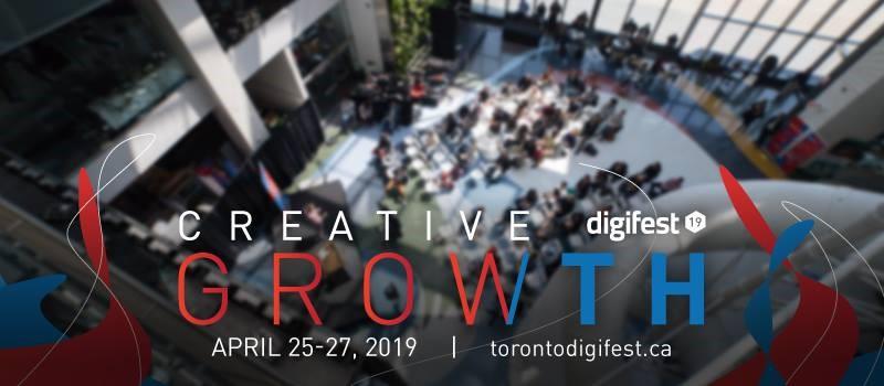 Toronto Digifest 2019