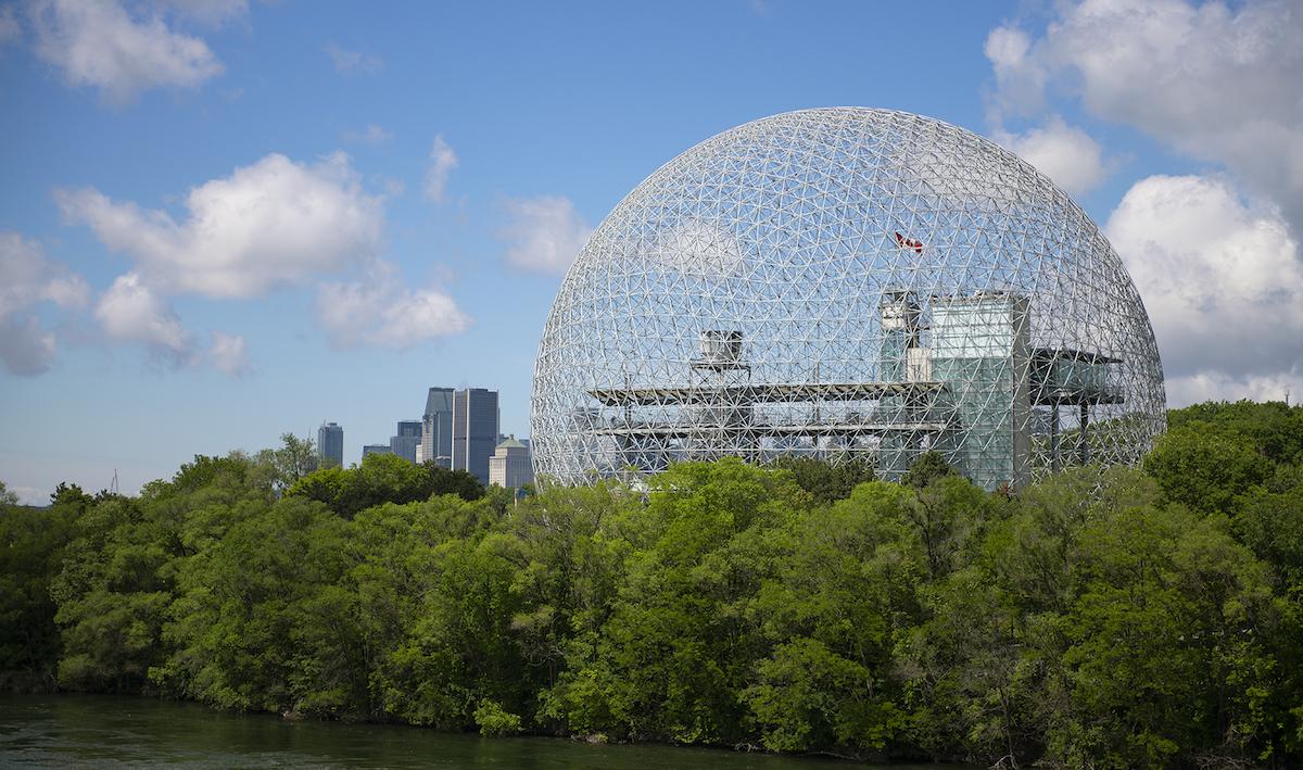 The Biosphère Introduces a New Permanent Exhibition