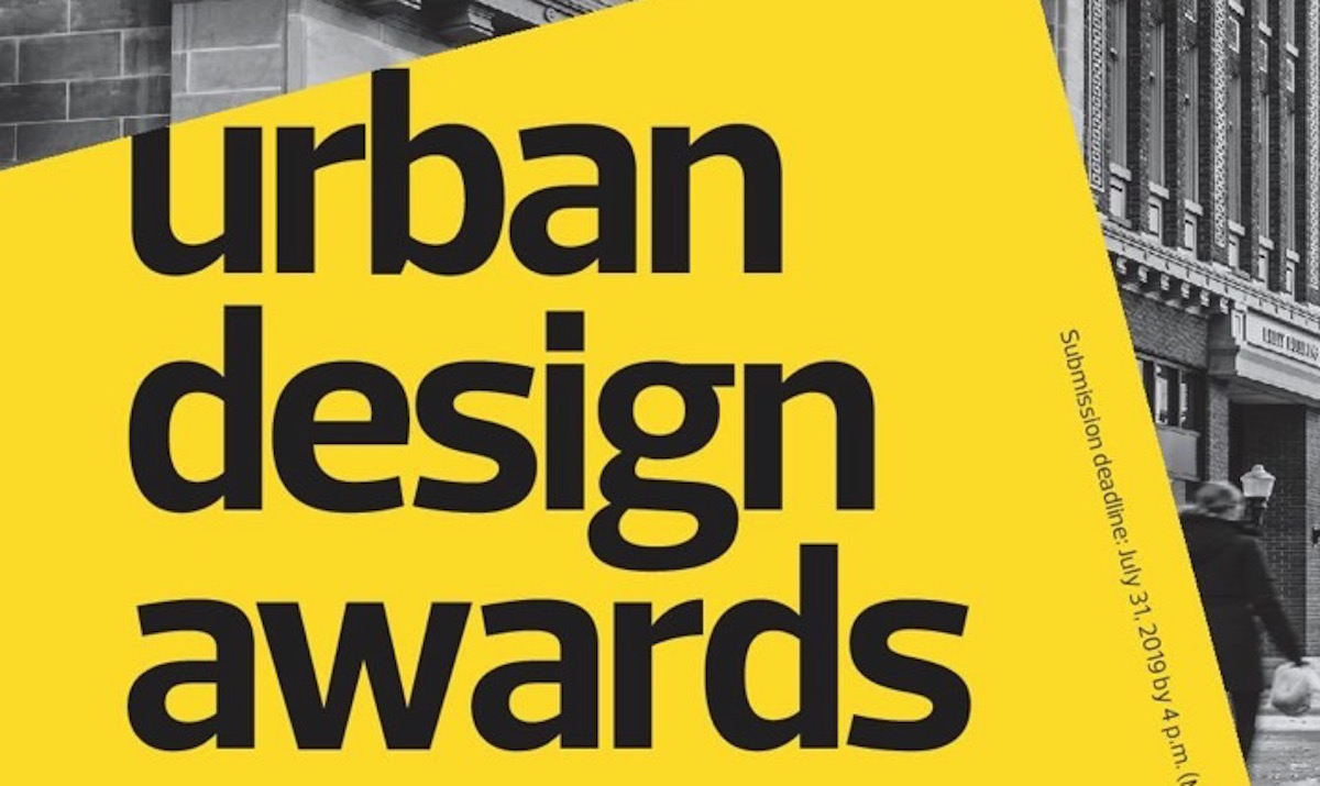 Edmonton Urban Design Awards Open for Entries
