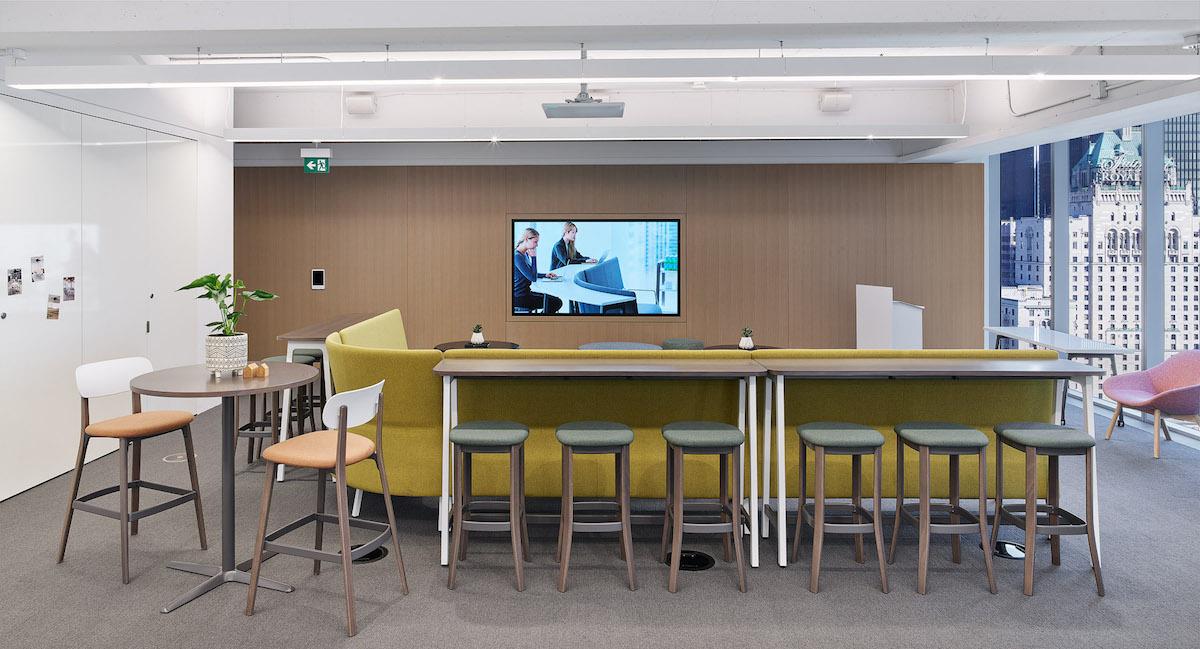 Teknion Expands its Toronto Collaboration Hub