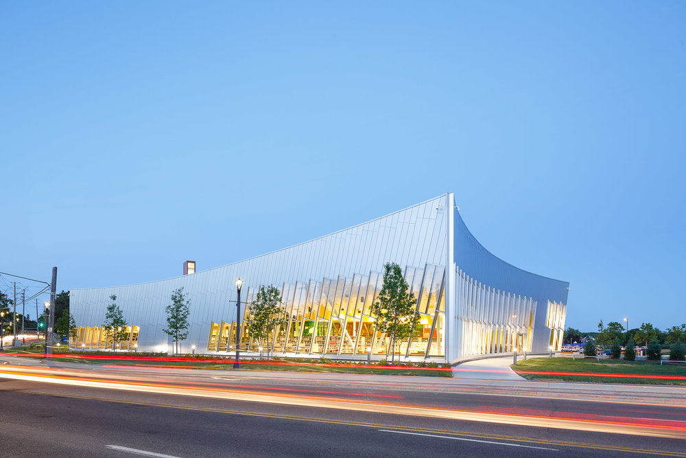 Four Recipients of the 2019 OLA New Library Building Award Announced