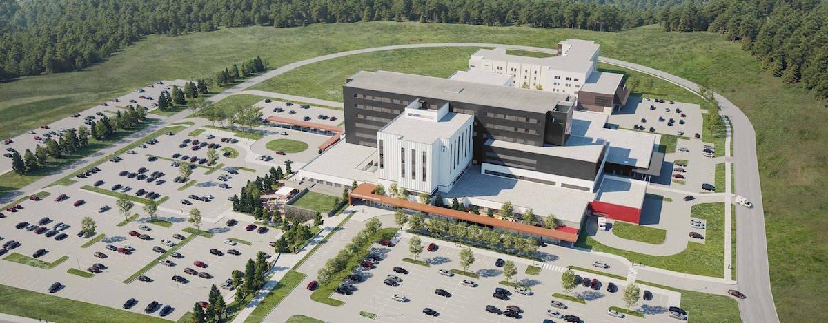 Plenary Consortium Selected for Corner Brook Acute Care Hospital