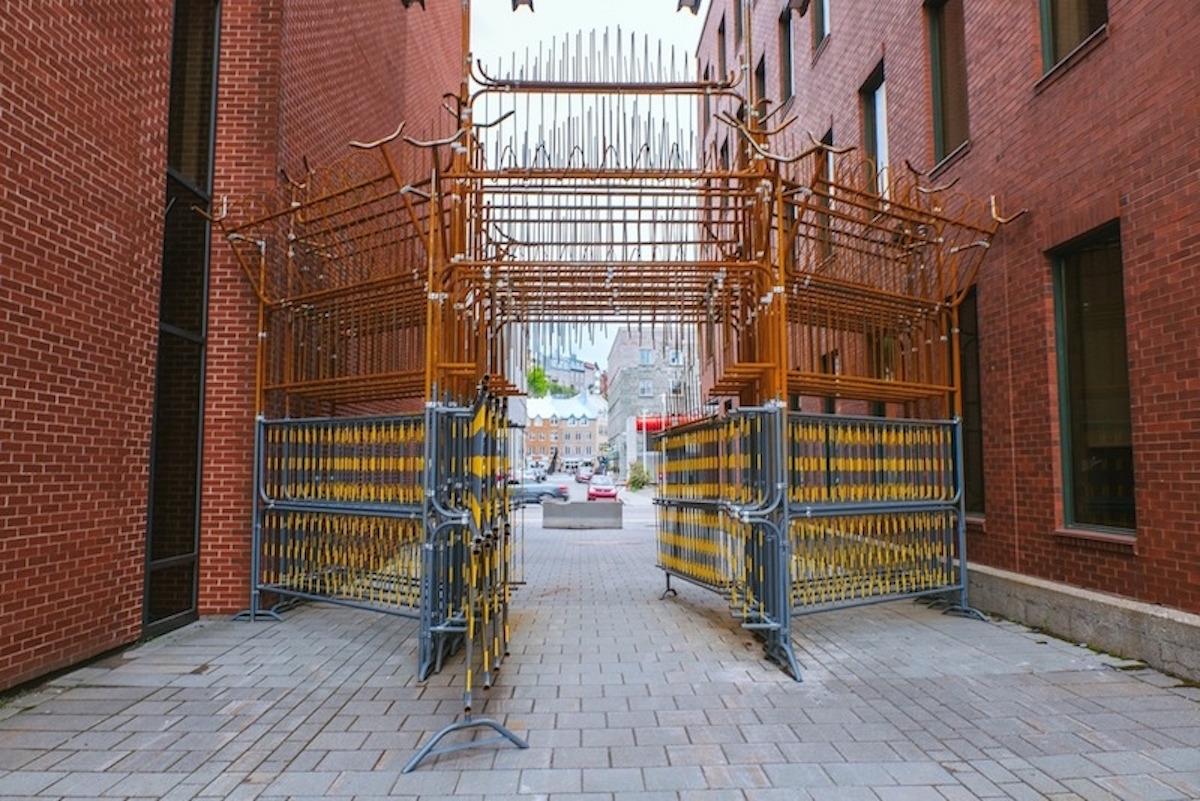 Passages Insolites: Québec City's Public Art Circuit