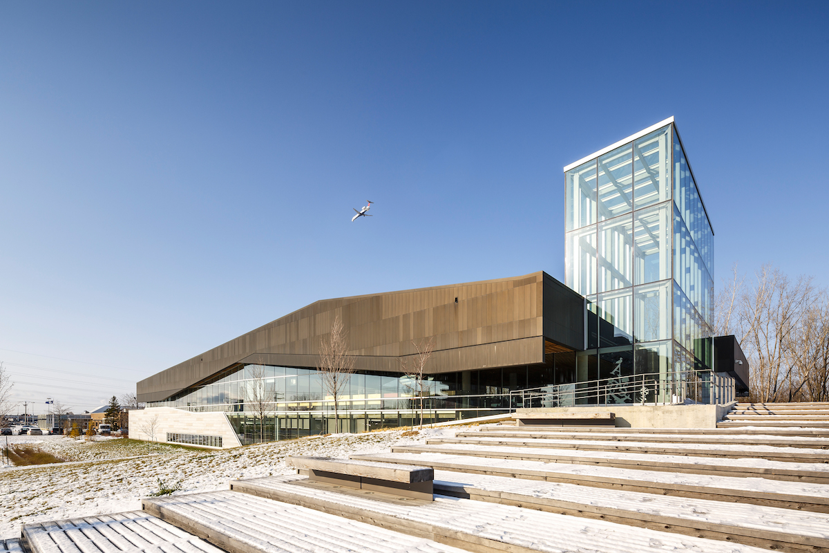 RAIC Highlights Climate Change for World Architecture Day