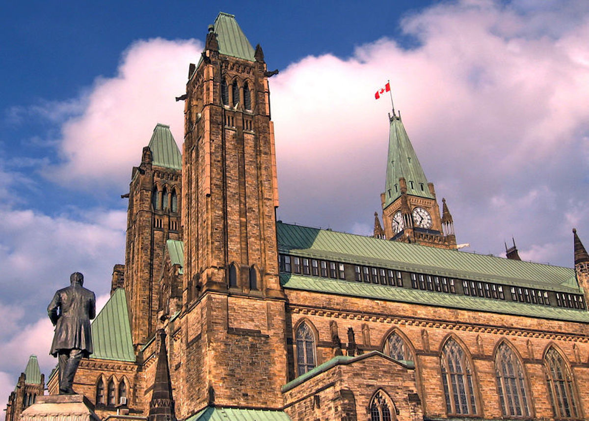 Three Political Parties Respond to the RAIC's Built Environment Questions