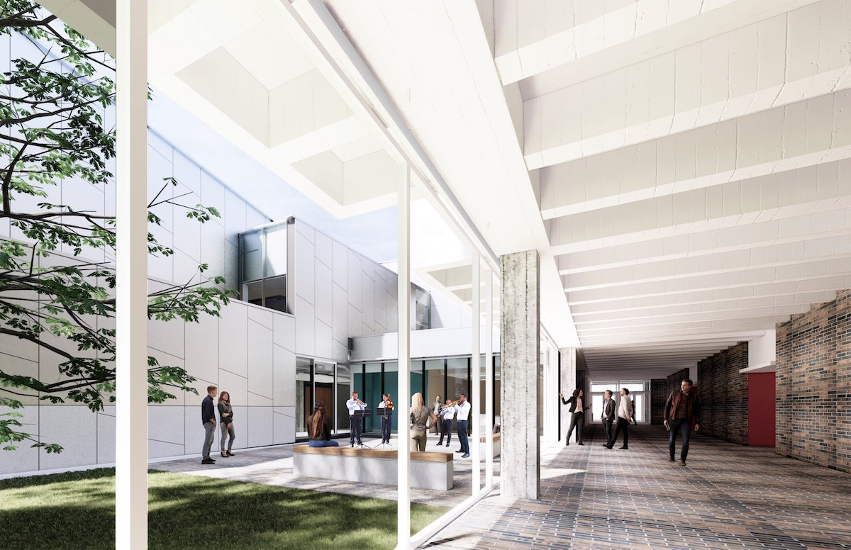 Diamond Schmitt Architects to Design University Of Guelph Performing Arts Facilities