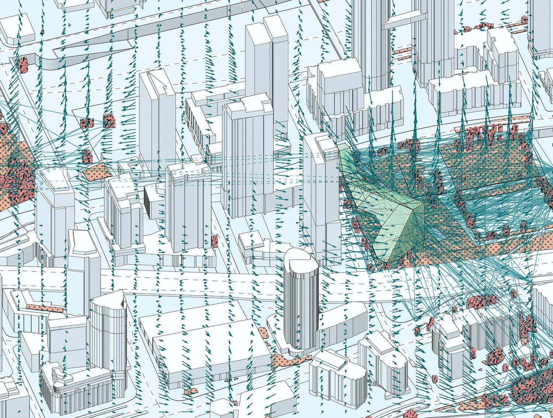 Coding a Biophilic Core: Digital Design Tools for Toronto's Avian Networks