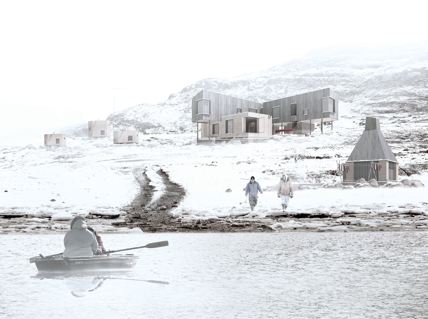 From Matter to Place: A Camp for the Transmission of Inuit Local Knowledge