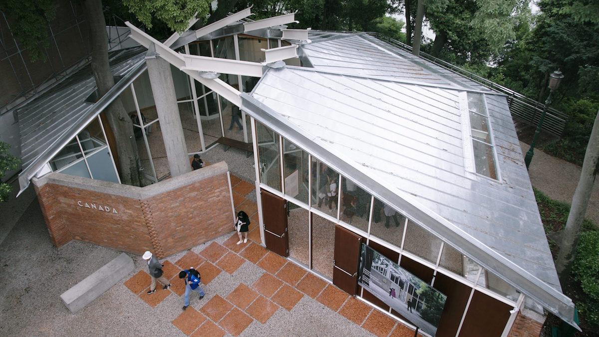 National Film Board of Canada streams Open Sky: Portrait of a Pavilion in Venice