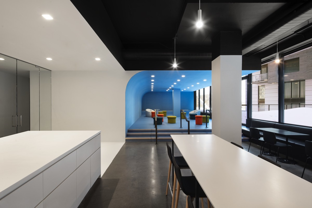 ACDF Architecture discuss the future of post-COVID office environments