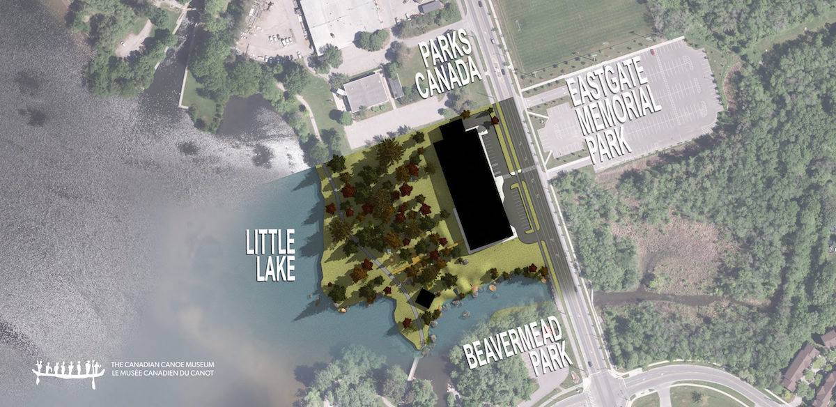 Canadian Canoe Museum announces new site, new architect
